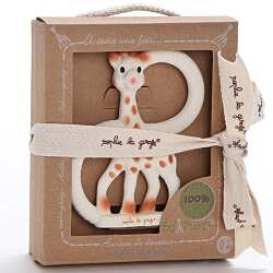 Vulli Sophie the Giraffe So'Pure Soft Teether - Thumbnail 1