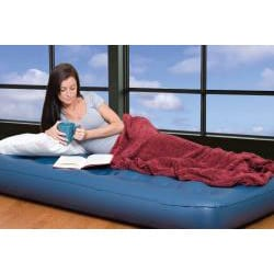Pure Comfort Low Profile Twin Size PVC Air Bed