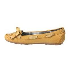 Refresh by Beston Women's 'ALLEN-02' Yellow Fringed Flats