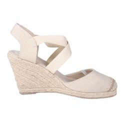 Refresh by Beston Women's 'ADA-01' Solid Fabric Wedges