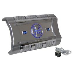 "BrandX 3380 Watts Mono Block Amplifier W/ 2 x 1500W 12"" Subwoofers/Capacitor Package"