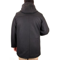 Hudson Outerwear Men's Toggle Wool Coat - Thumbnail 1