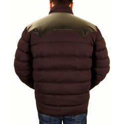 Hudson Outerwear Men's Quilted Snap Button Jacket
