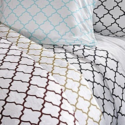 Charleston 3-piece Duvet and Sham Cover Set - Thumbnail 1