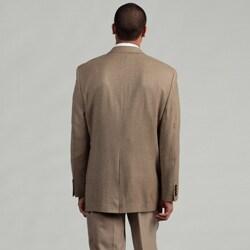 Nautica Men's Light Brown Wool Sportcoat