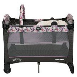Graco Pack 'n Play Playard with Reversible Napper & Changer - Thumbnail 1