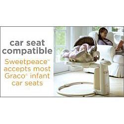 Graco Sweet Peace Swing in Vance - Thumbnail 1