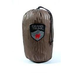Grand Trunk Woodgrain Emboss Print Nylon Double Parachute Hammock - Thumbnail 1