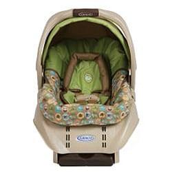 Graco SnugRide 22 Car Seat in Zooland - Thumbnail 1