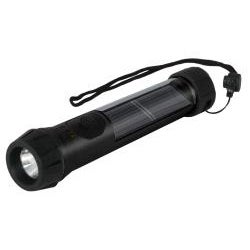 Hybrid Light HL 40 Solar/ Battery Operated Flashlight