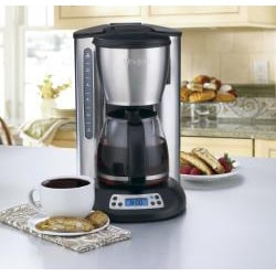 Waring Pro CMS120 Professional 12 Cup Programmable Coffeemaker
