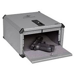 Winchester Safe EV-1200-B Steel eVault Biometric 3.0 Pistol Safe - Thumbnail 1