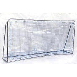 TNT Pro Adjustable Soccer Rebounder with Galvanized Steel Frame - Thumbnail 1