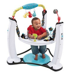 Evenflo Exersaucer Jump and Learn in Jam Session - Thumbnail 1