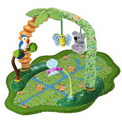 evenflo exersaucer jump and learn jumper jungle quest instructions