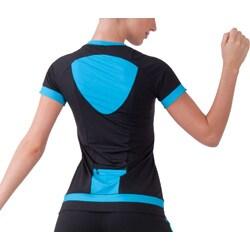 Women's V-Neck Microfiber Running Top