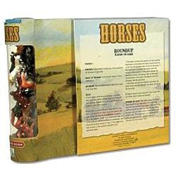 Groovy Tube Horses Book