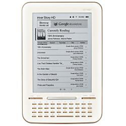 "iriver Story 6"" E-Ink HD Display Digital eBook Reader with Wi-Fi - Thumbnail 1"
