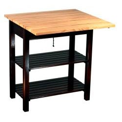 Sandy Creek Kitchen Island - Thumbnail 1