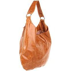 Hobo International Gabor Caramel Leather Hobo Bag - Thumbnail 1