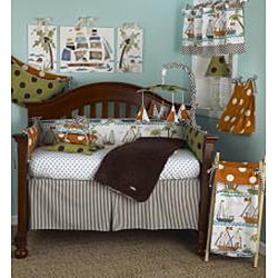 Cotton Tale Aye Matie Coverlet