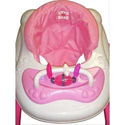 BeBeLove Baby Walker in Pink