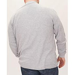 Stitches Men's New York Yankees Thermal Shirt - Thumbnail 1