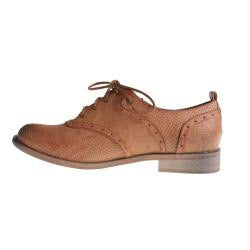 Refresh by Beston Women's 'ALEXIS-01' Oxford Shoes - Thumbnail 1