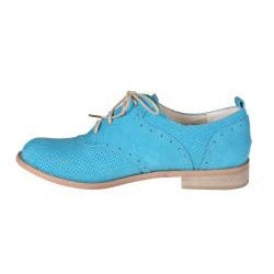Refresh by Beston Women's 'ALEXIS-01' Man-Made Oxford Shoes - Thumbnail 1