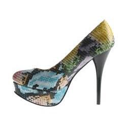 Refresh By Beston Women's ALYSSA-01 Stiletto Heels