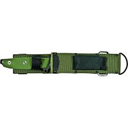Smith & Wesson Homeland Security Tanto Knife (Green) - Thumbnail 1