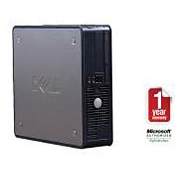 Dell OptiPlex GX520 2.8GHz 80GB SFF Computer (Refurbished) - Thumbnail 1