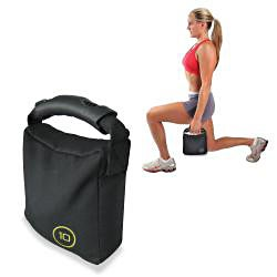 CAP Barbell 10 pound Weighted Bag - Thumbnail 1