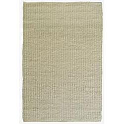 Jovi Home Knit Handmade Berber Wool Rug (8' x 11') - Thumbnail 1