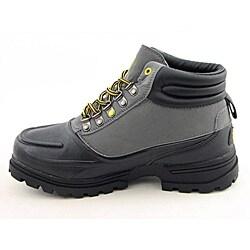 Fila Men's Weathertec Black Boots - Thumbnail 1