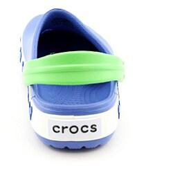 Crocs Boy's Crocband Mickey II Kids Blue Casual Shoes
