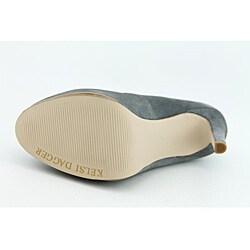 Kelsi Dagger Women's Linzy Gray Dress Shoes