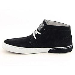 Steve Madden Men's Upton Black Casual Shoes - Thumbnail 1
