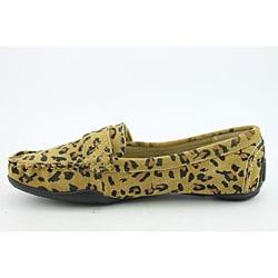 Kelsi Dagger Women's Tan Casual Shoes