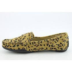Kelsi Dagger Women's Tan Casual Shoes - Thumbnail 1