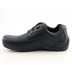 Wolverine Men's Munson Oxford Black Athletic - Thumbnail 1