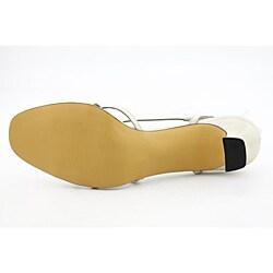 Ros Hommerson Women's Lite Gold Dress Shoes Narrow - Thumbnail 1