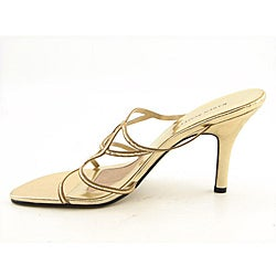 Karen Scott Women's Lila Gold Sandals (Size 9)