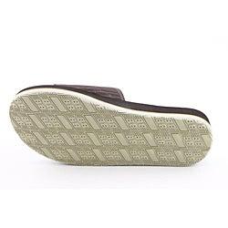 New Balance Men's Mosie Slide Brown Sandals