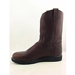 Georgia Men's G4444 Brown Boots (Size 13) - Thumbnail 1