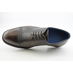 Lounge By Mark Nason Men's Denton Westside Brown Dress Shoes