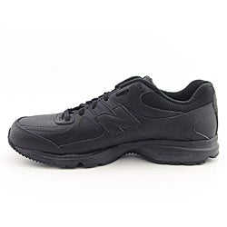 New Balance Men's MW410 Black Athletic - Thumbnail 1