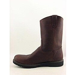 Georgia Men's G4444 Brown Boots Wide - Thumbnail 1