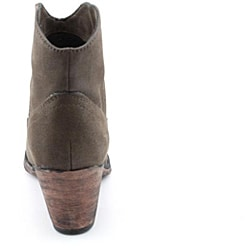Rocket Dog Women's Soundoff Brown Boots - Thumbnail 1