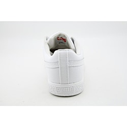 Puma Men's Clyde X Undftd White Casual Shoes - Thumbnail 1